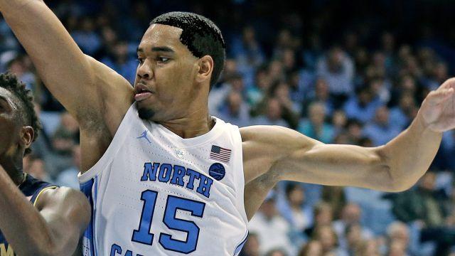Wofford vs. #17 North Carolina (M Basketball)