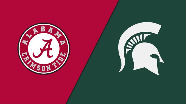 Alabama vs. Michigan State (Bowl Game)