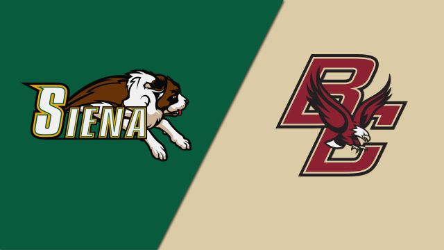 Siena vs. Boston College (Baseball)