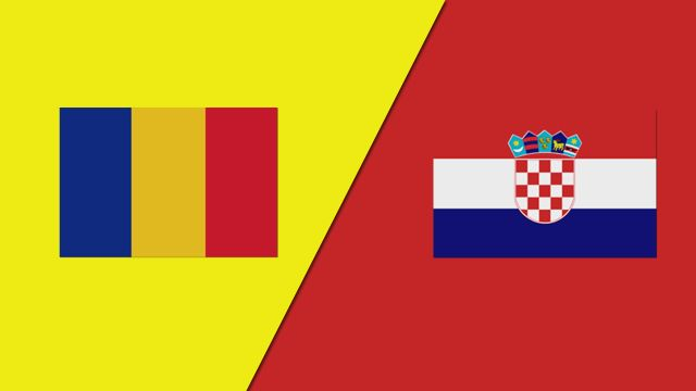 Romania vs. Croatia (Group Stage)