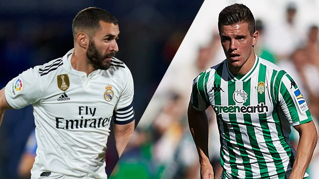 Real Madrid 0-2 Betis 5 19 2019 Match Highlight