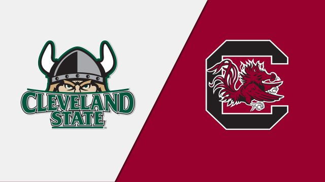 Cleveland State vs. South Carolina (M Basketball)