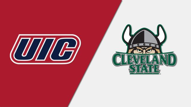 UIC vs. Cleveland State (W Volleyball)