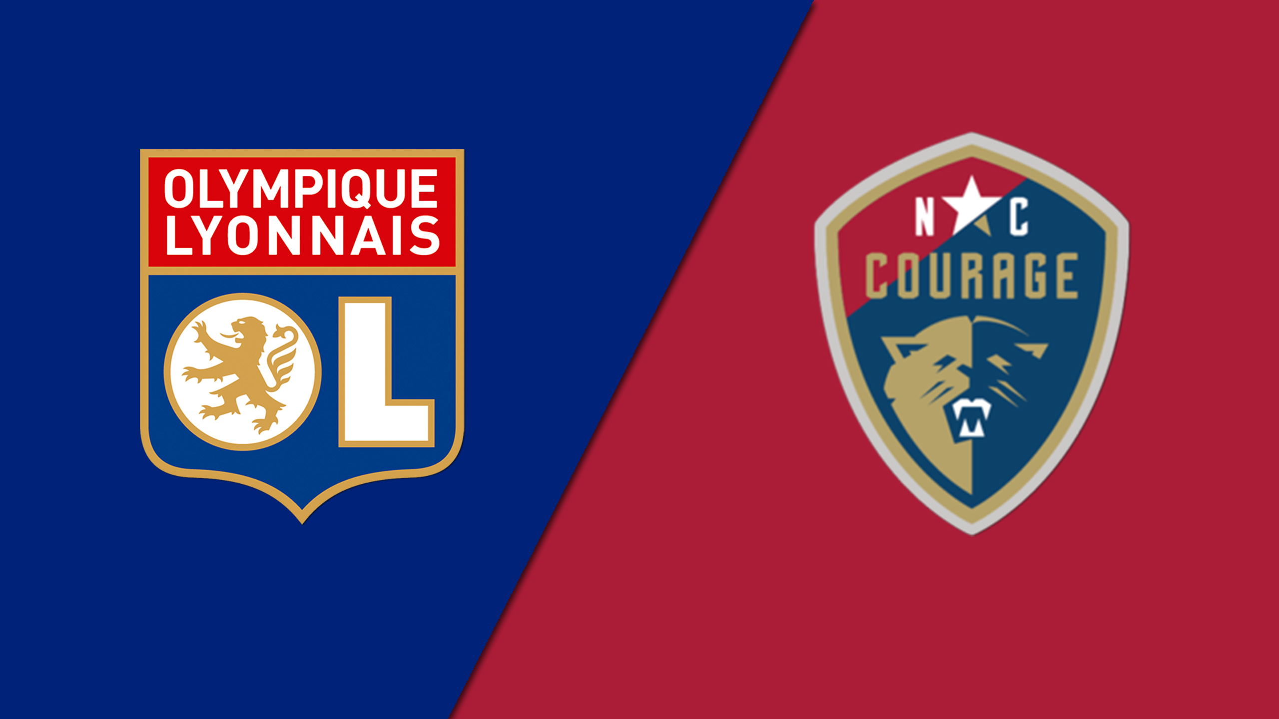 In Spanish - Olympique Lyonnais vs. North Carolina Courage (Final) (re-air)