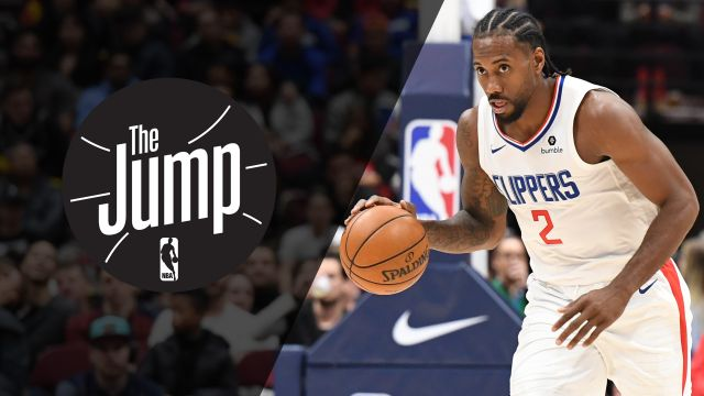 Fri, 10/18 - NBA: The Jump