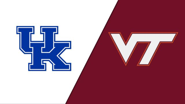 Kentucky vs. Virginia Tech (Site 10 / Game 6) (NCAA Softball Regionals)