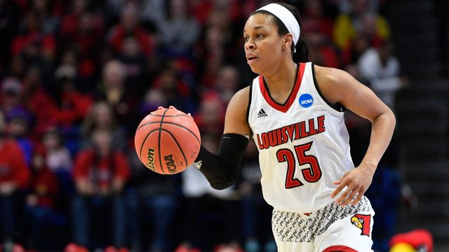 #16 Robert Morris vs. #1 Louisville (First Round) (NCAA Women's Basketball Championship)