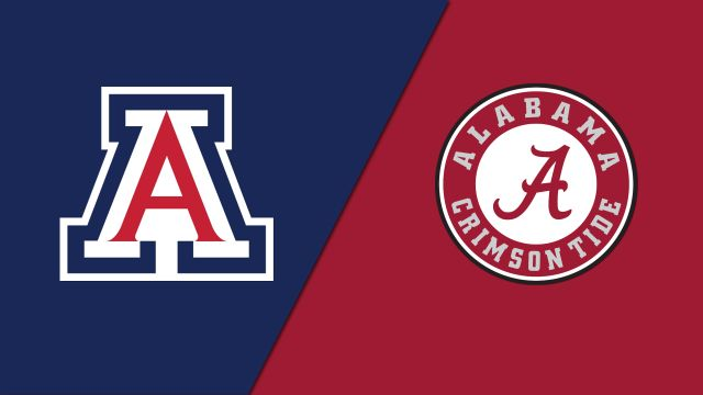 #7 Arizona vs. #12 Alabama (Softball)