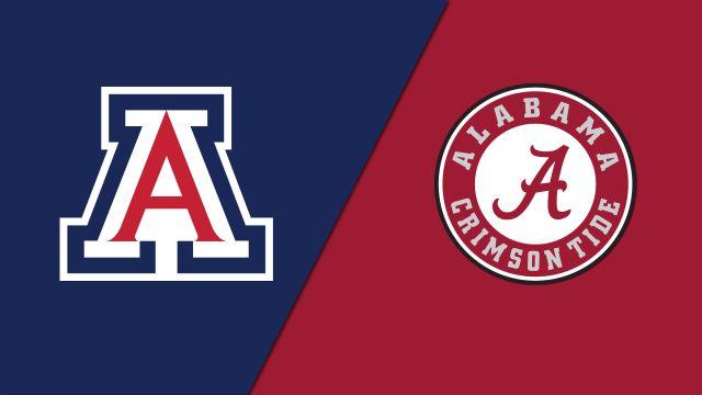 #7 Arizona vs. #12 Alabama (Softball)