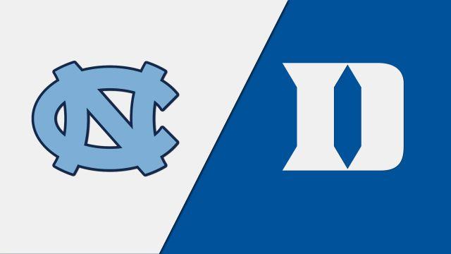 #3 North Carolina vs. #11 Duke (W Soccer)
