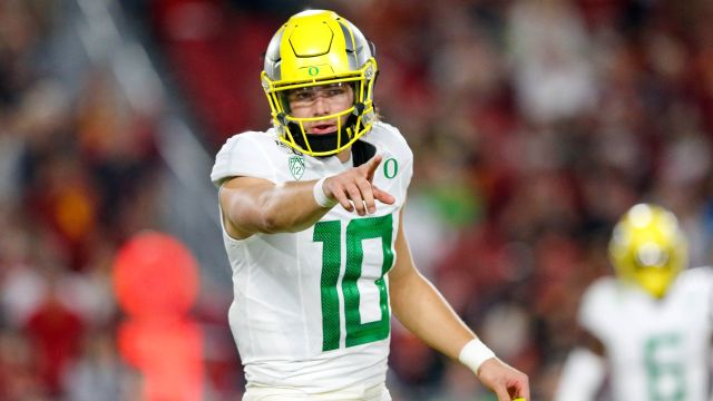 #6 Oregon vs. Arizona State (Football)