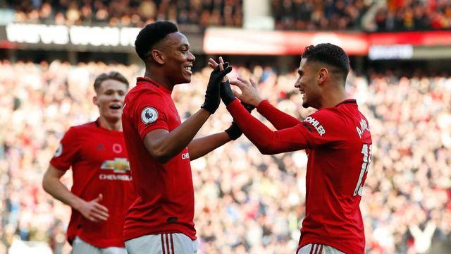 Melhores momentos - Manchester United 3 x 1 Brighton