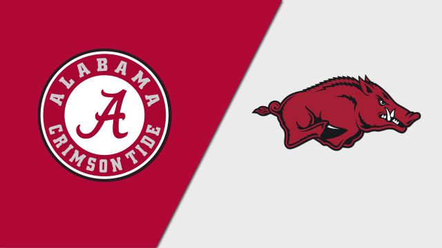 Alabama vs. #16 Arkansas (W Soccer)
