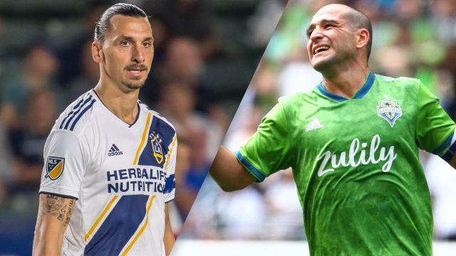 In Spanish-LA Galaxy vs. Seattle Sounders FC (MLS)