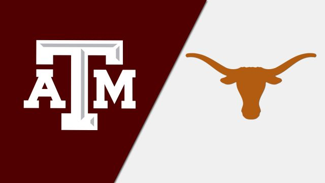 #22 Texas A&M vs. #7 Texas (re-air)