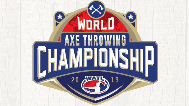 World Axe Throwing League: 2019 World Championship