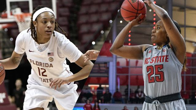 #13 Florida State vs. #9 NC State (W Basketball)