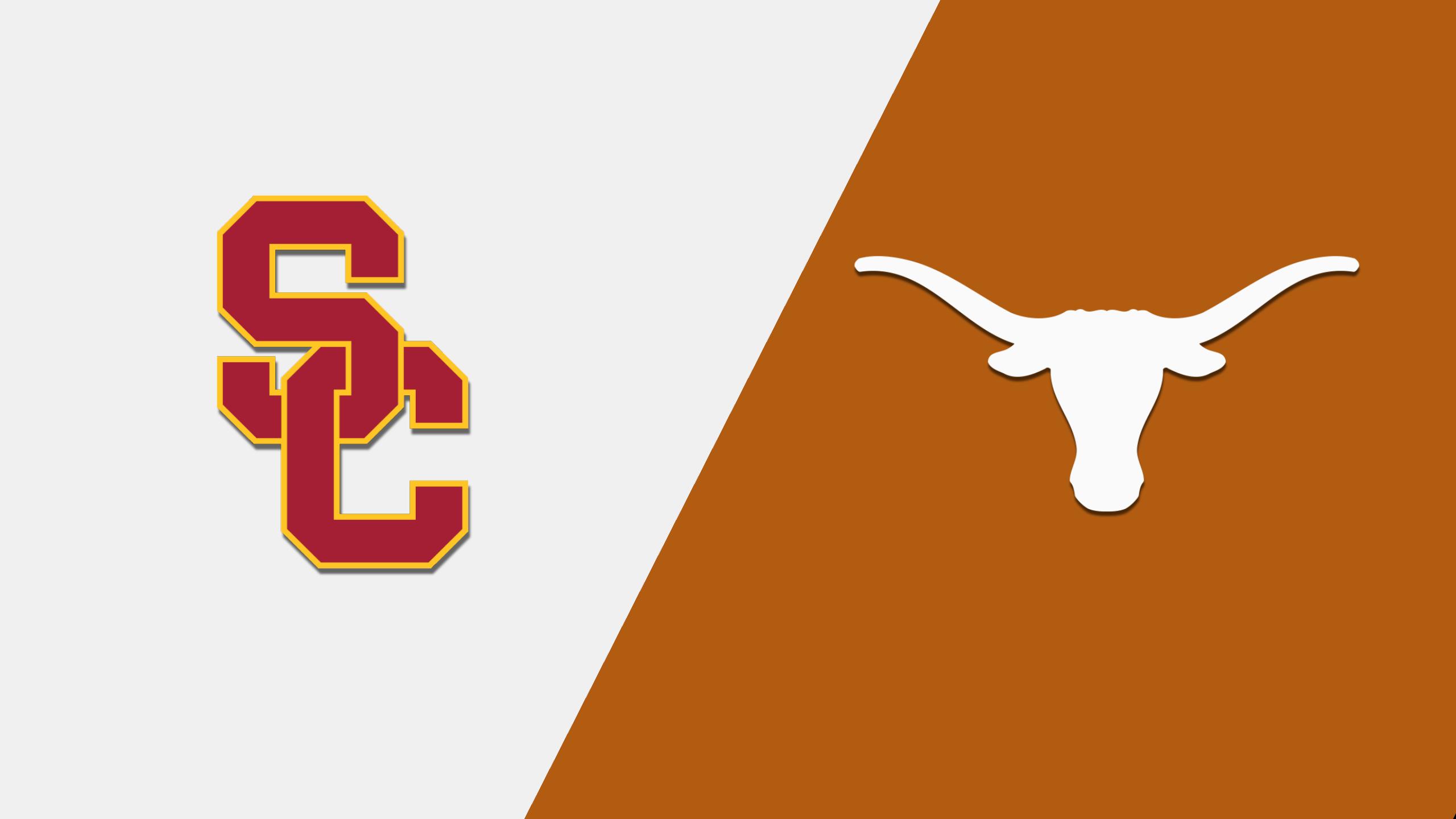 USC vs. Texas