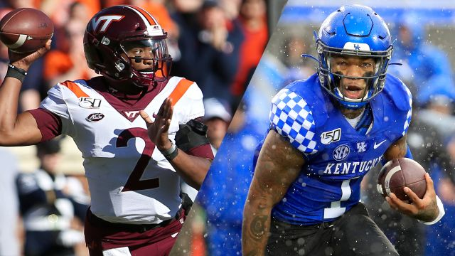 Belk Bowl: Virginia Tech vs. Kentucky