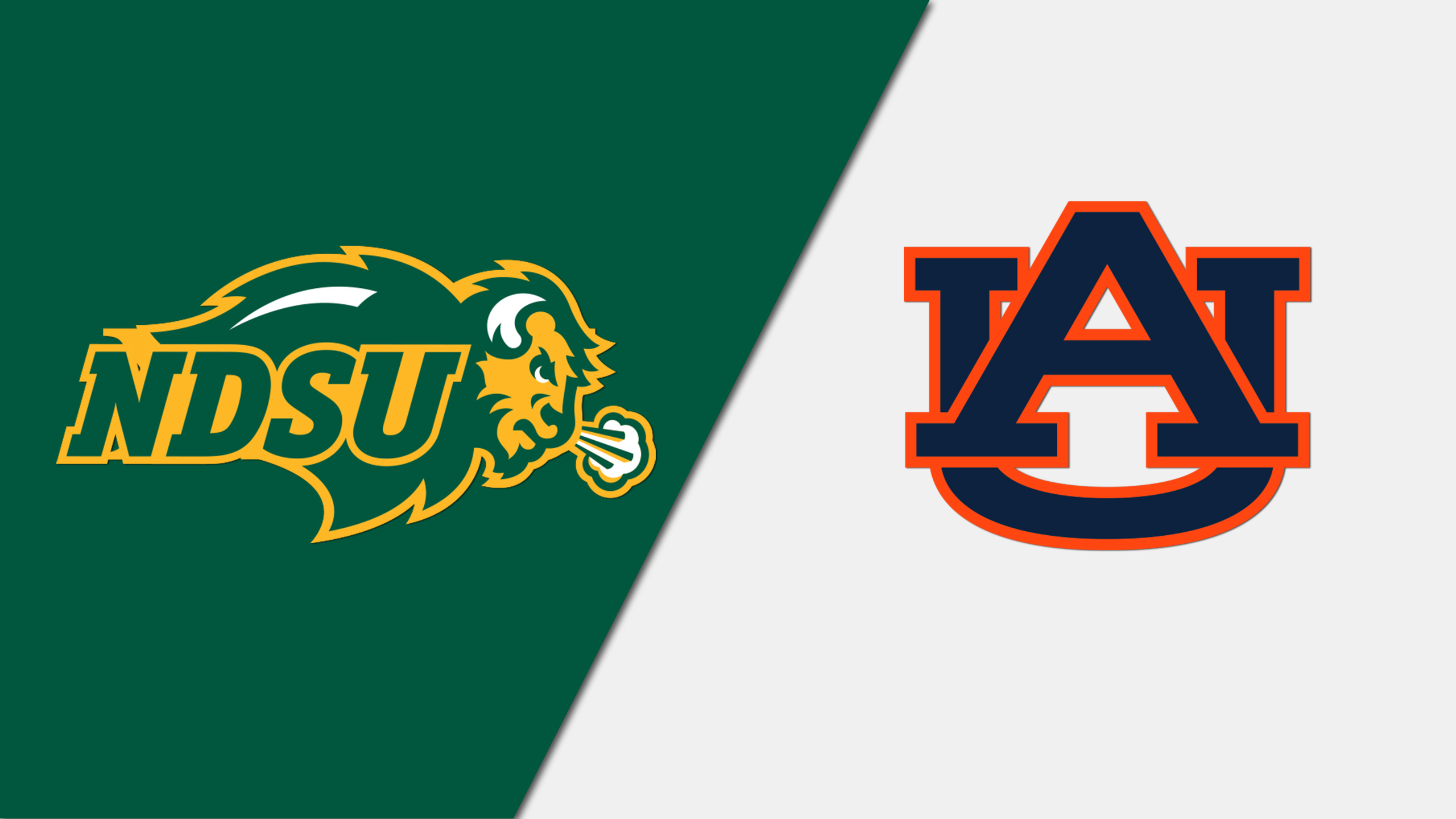 North Dakota State vs. #21 Auburn (Softball)