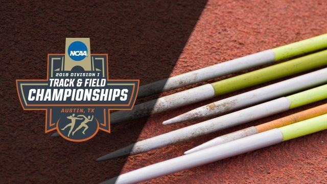 NCAA Outdoor Track & Field Championships - Hep Javelin (Feed #1)
