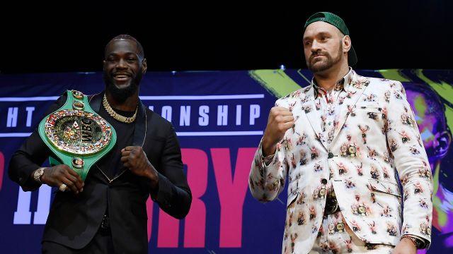 Sat, 2/22 - Live Pre-Show: Deontay Wilder vs. Tyson Fury II