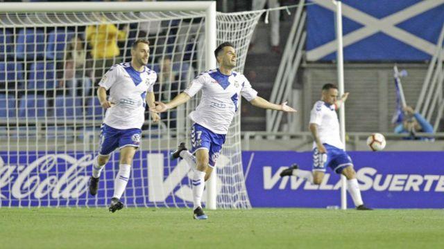 Tenerife vs. Almeria