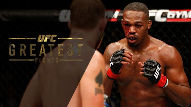 UFC Greatest Fights: Jones vs. Gustafsson 1