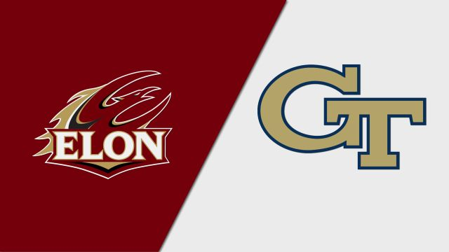 Elon vs. Georgia Tech (M Basketball)