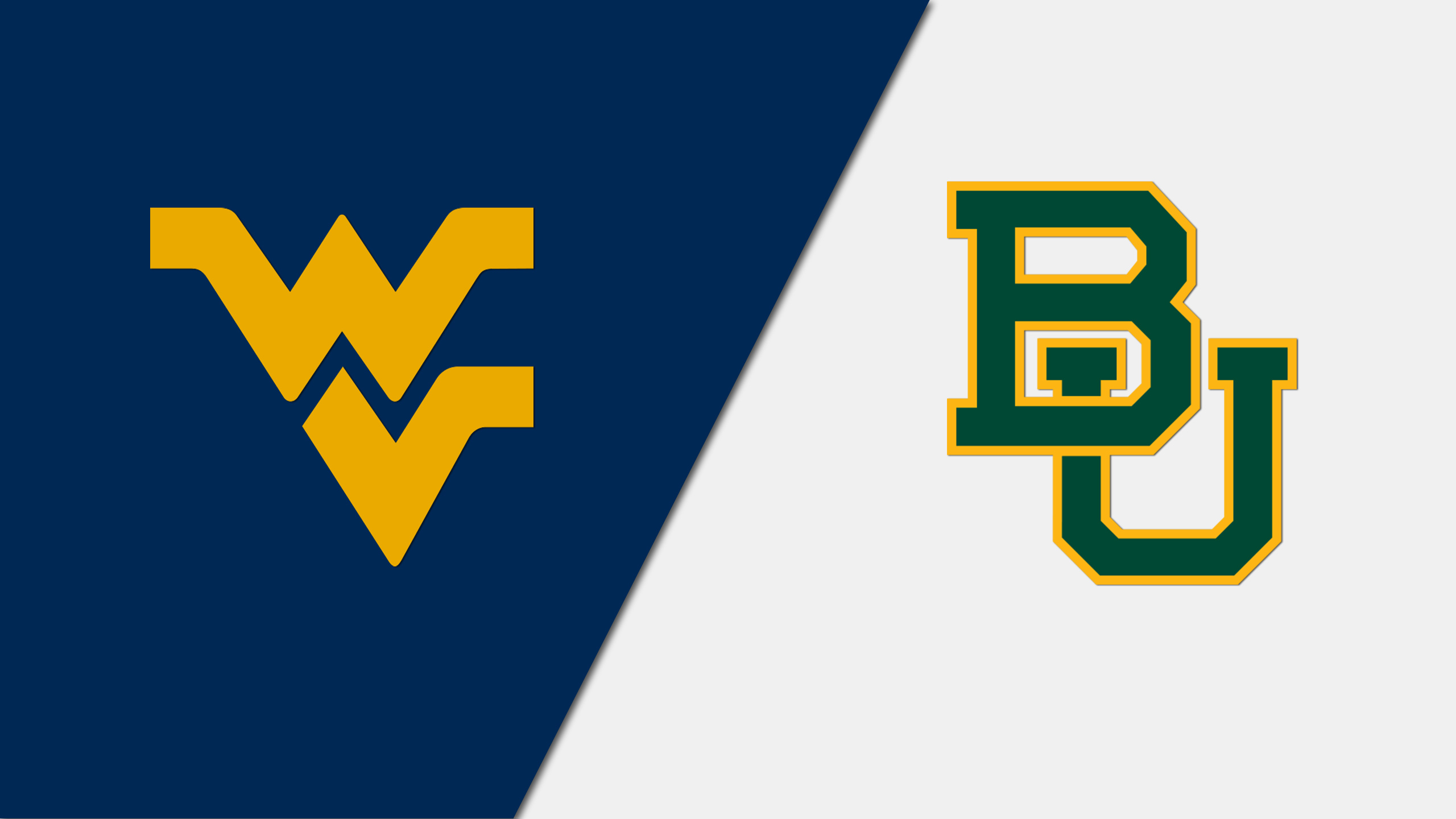 West Virginia vs. Baylor (M Basketball)