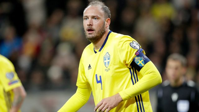 Romania vs. Sweden (UEFA European Qualifiers)