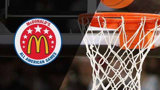 2019 McDonald's All-American Boys Scrimmage