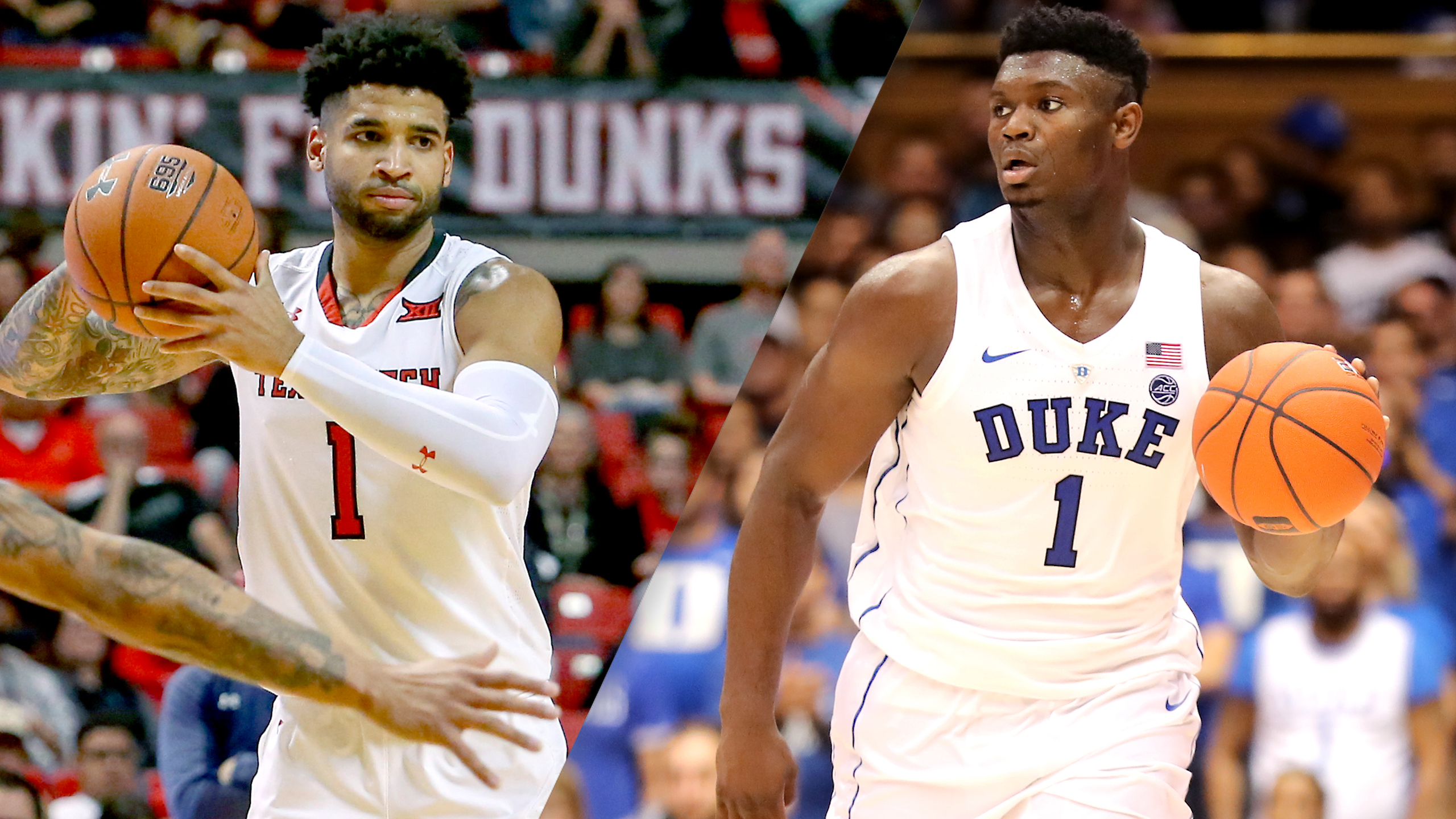 #12 Texas Tech vs. #2 Duke (M Basketball)