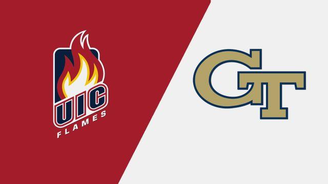 UIC vs. Georgia Tech (Baseball)