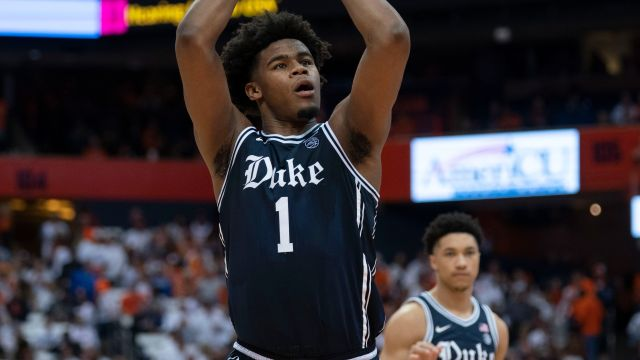 #6 Duke vs. Wake Forest (M Basketball)