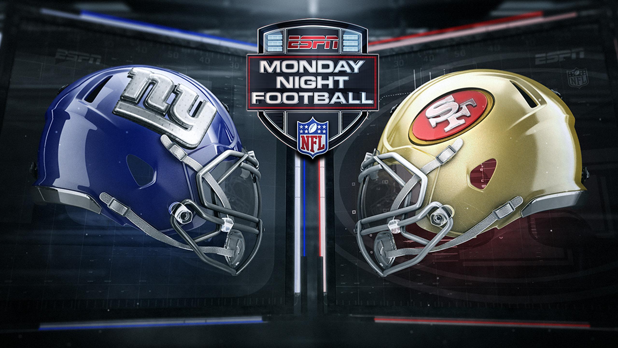 In Spanish - New York Giants vs. San Francisco 49ers