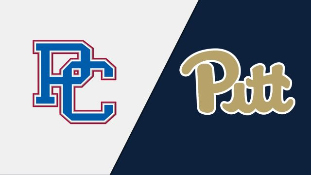 Presbyterian vs. Pittsburgh (Baseball)