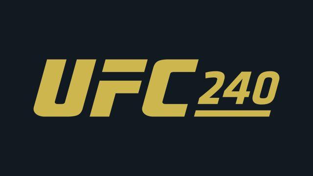 Unlocking Victory: UFC 240