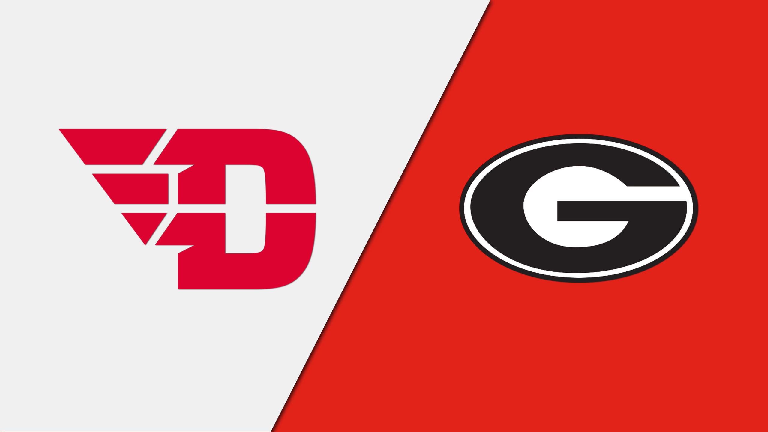 Dayton vs. Georgia (Baseball)