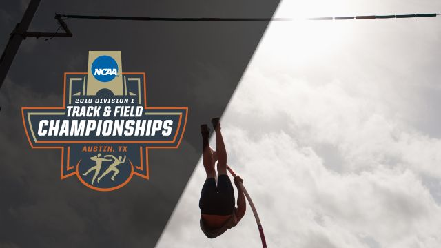 NCAA Outdoor Track & Field Championships - Dec Pole Vault (Flight 1) (Feed #2)
