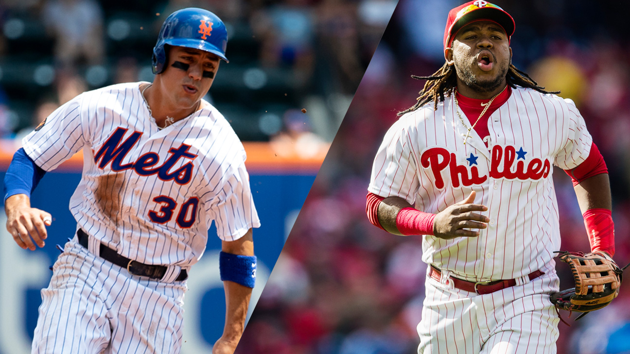 New York Mets vs. Philadelphia Phillies (re-air)