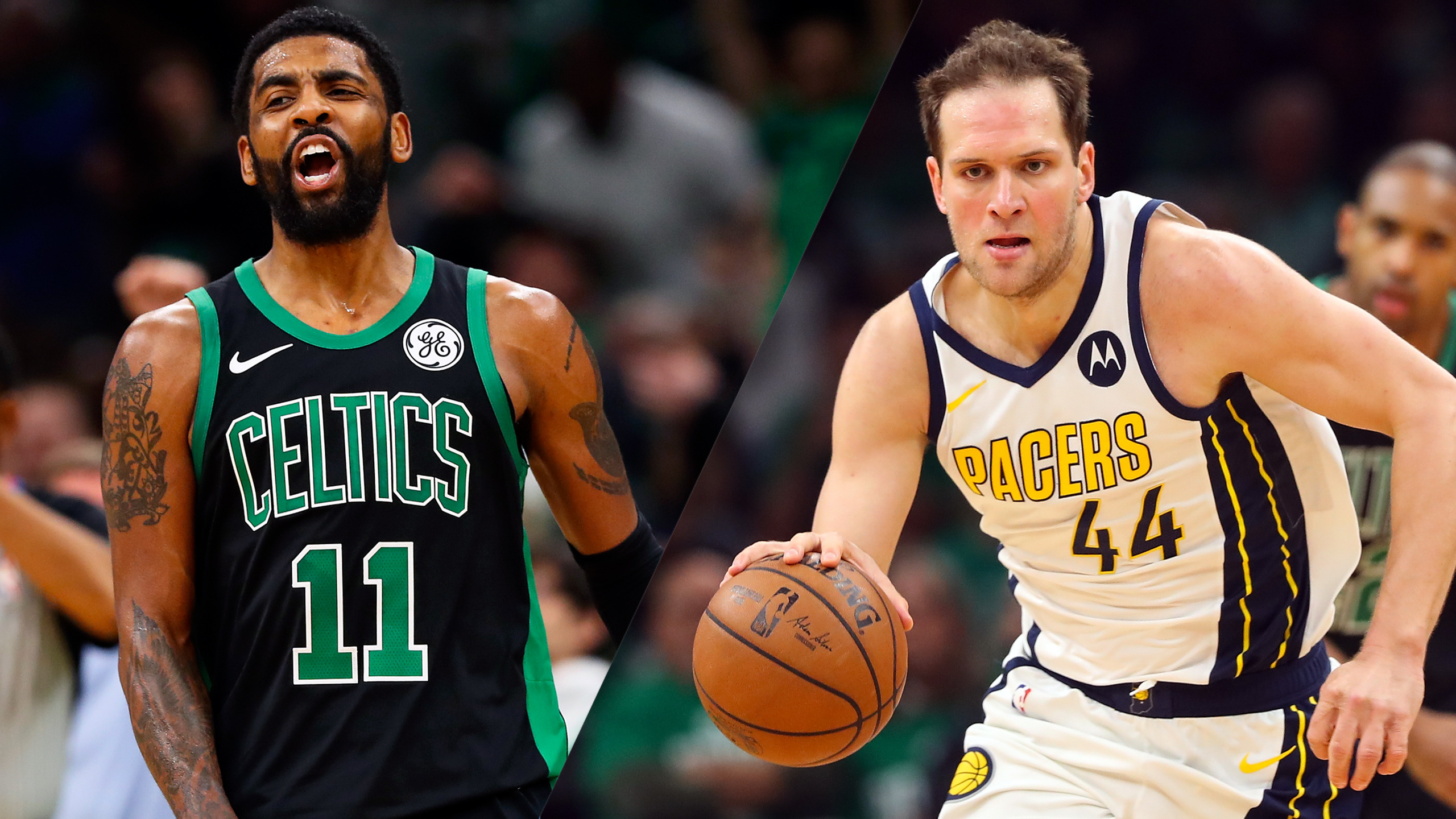 Boston Celtics vs. Indiana Pacers (First Round, Game 3) (re-air)