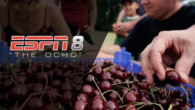 46th Annual Cherry Pit Spitting Championship as part of The Ocho