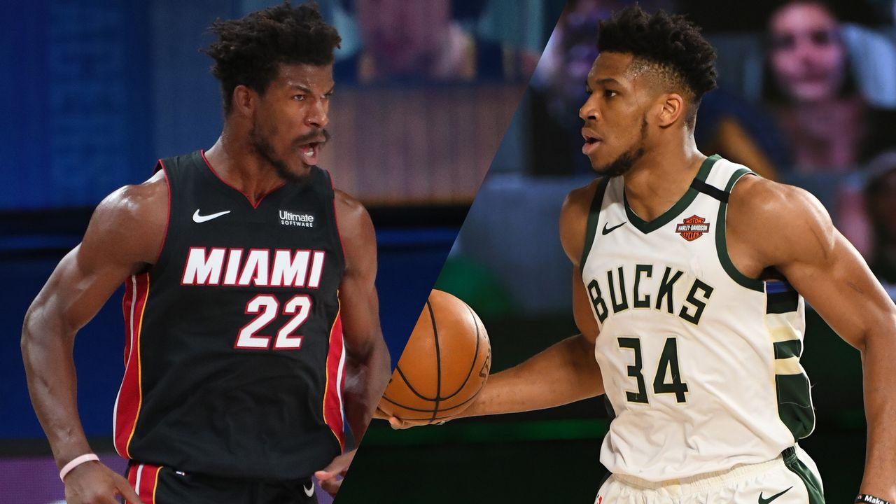Miami Heat Vs Milwaukee Bucks Semifinal De Conferencia Partido 2 Watch Espn