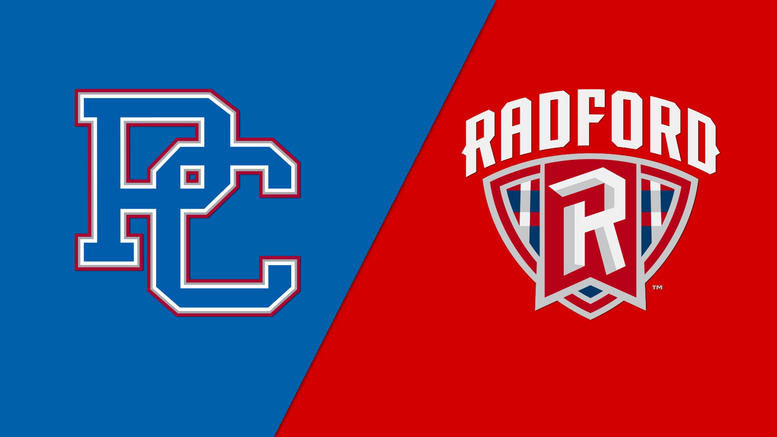 Presbyterian vs. Radford (Quarterfinal #1) (Big South Women's Basketball Championship)