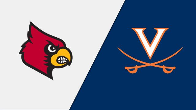 Louisville vs. Virginia (re-air)