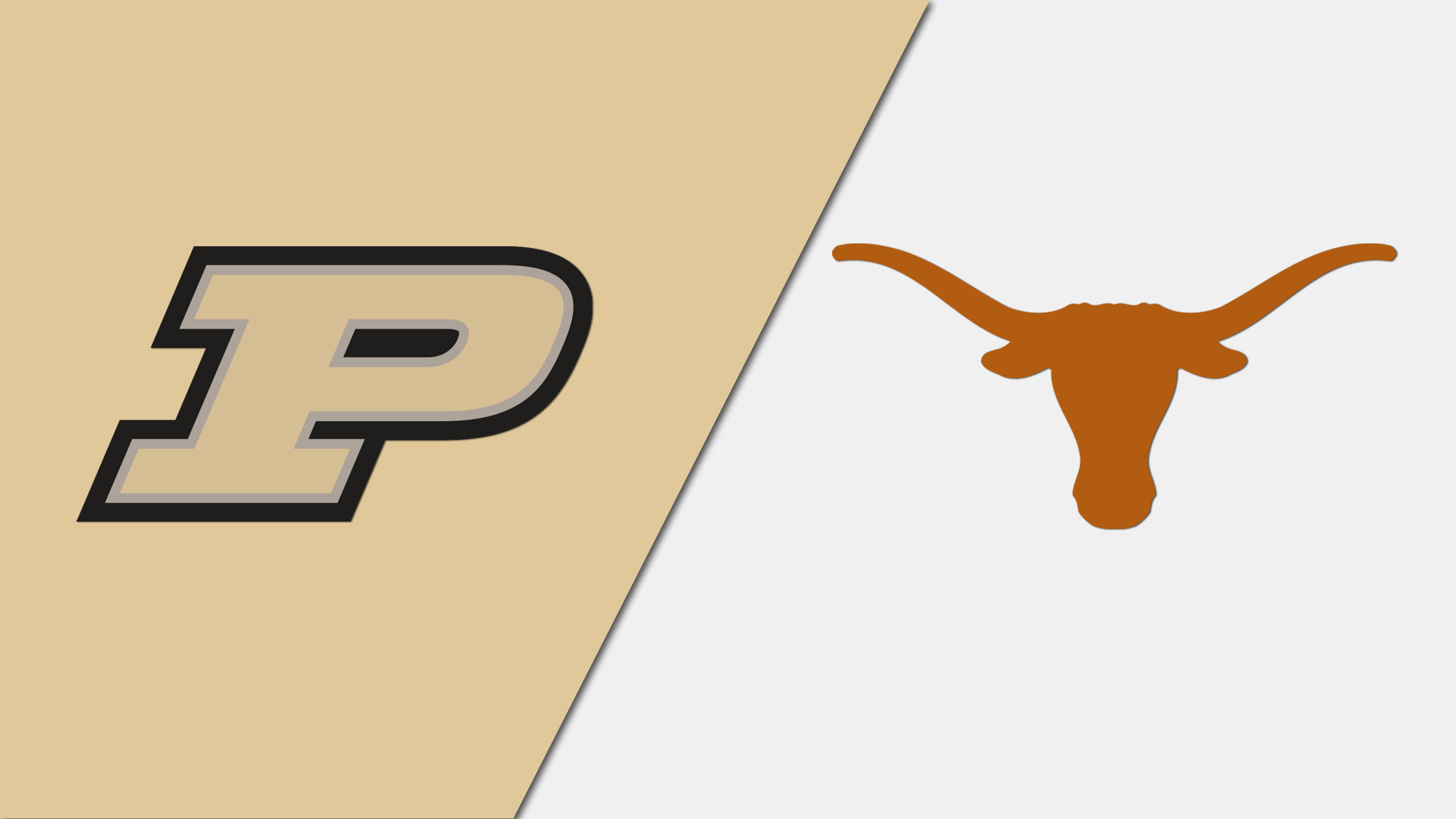 Purdue vs. #16 Texas (Baseball) (re-air)