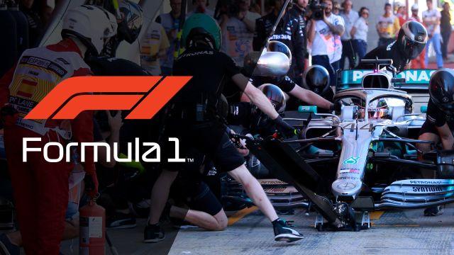 Formula 1 Surround