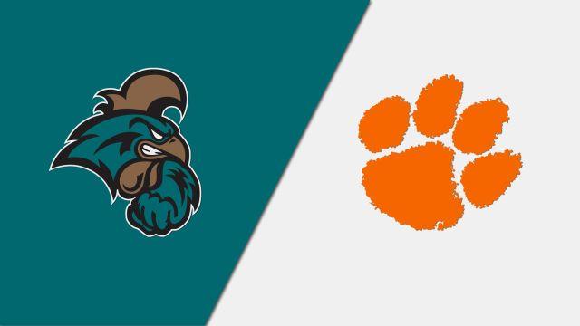 Coastal Carolina vs. Clemson (W Soccer)