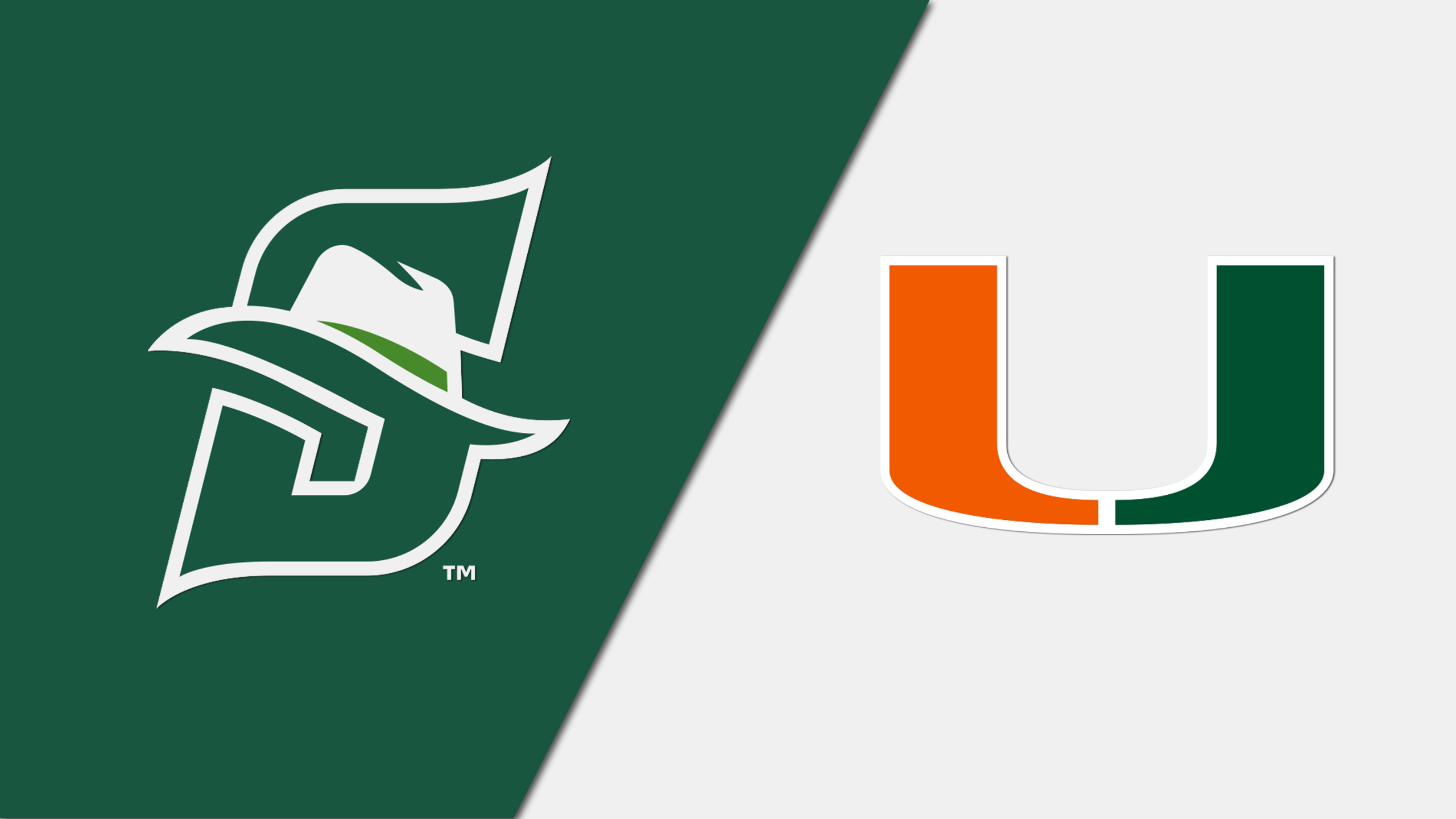 Stetson vs. Miami (M Tennis)